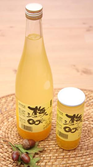 永井農園梅ジュース